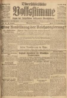 Oberschlesische Volksstimme, 1920, Jg. 46, Nr. 259