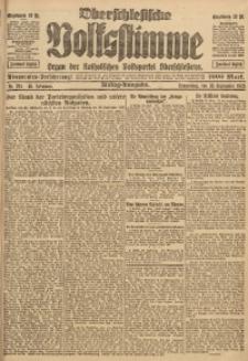 Oberschlesische Volksstimme, 1920, Jg. 46, Nr. 294