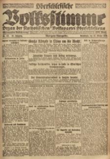 Oberschlesische Volksstimme, 1920, Jg. 46, Nr. 321