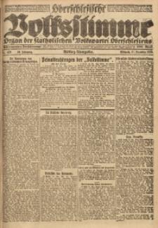 Oberschlesische Volksstimme, 1920, Jg. 46, Nr. 428
