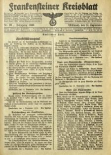 Frankensteiner Kreisblatt, 1938, Nr. 70