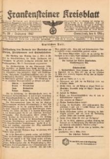 Frankensteiner Kreisblatt, 1940, Nr. 20