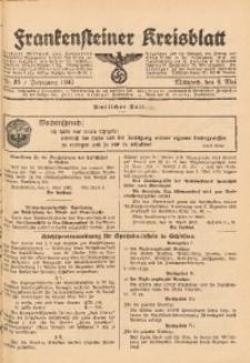 Frankensteiner Kreisblatt, 1940, Nr. 35