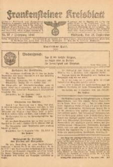 Frankensteiner Kreisblatt, 1940, Nr. 67