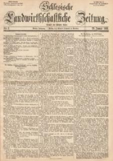 Schlesische Landwirthschaftliche Zeitung, 1863, Jg. 4, Nr. 5
