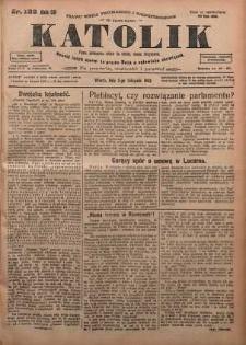 Katolik, 1925, R. 58, nr 132