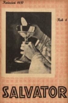 Salvator, 1937, R. 4, kwiecień