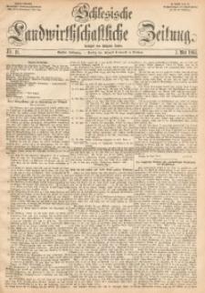 Schlesische Landwirthschaftliche Zeitung, 1864, Jg. 5, Nr. 18