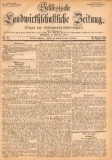 Schlesische Landwirthschaftliche Zeitung, 1866, Jg. 7, Nr. 35