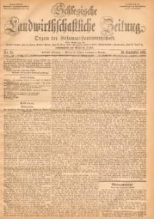 Schlesische Landwirthschaftliche Zeitung, 1866, Jg. 7, Nr. 38