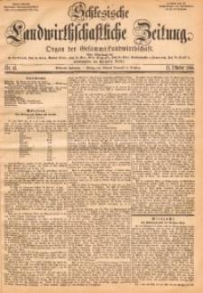 Schlesische Landwirthschaftliche Zeitung, 1866, Jg. 7, Nr. 41