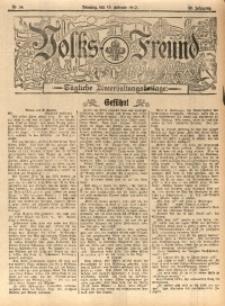 Volks-Freund, 1912, Jg. 38, Nr. 34