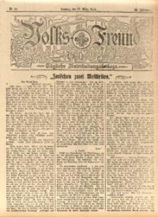 Volks-Freund, 1912, Jg. 38, Nr. 63