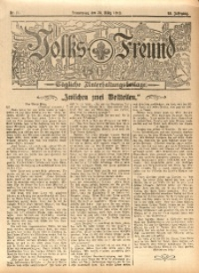 Volks-Freund, 1912, Jg. 38, Nr. 71
