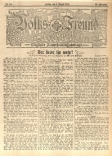 Volks-Freund, 1912, Jg. 38, Nr. 174