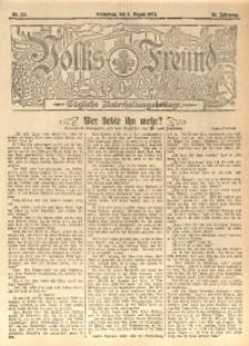Volks-Freund, 1912, Jg. 38, Nr. 175