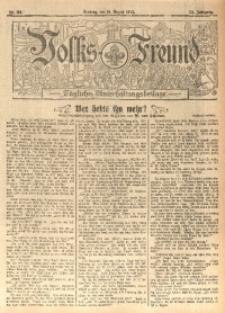 Volks-Freund, 1912, Jg. 38, Nr. 188
