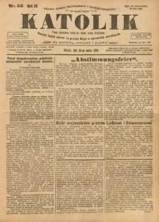 Katolik, 1926, R. 59, nr 35