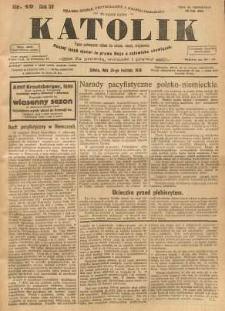 Katolik, 1926, R. 59, nr 49