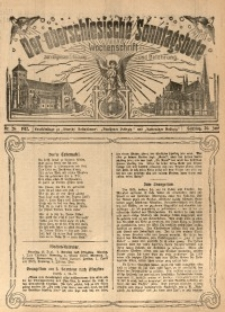 Der Oberschlesische Sonntagsbote, 1912, Nr. 26