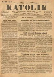 Katolik, 1926, R. 59, nr 86