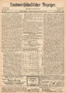 Landwirthschaftlicher Anzeiger, 1863, Jg. 4, Nr. 36