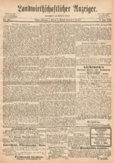 Landwirthschaftlicher Anzeiger, 1864, Jg. 5, Nr. 22