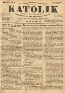 Katolik, 1926, R. 59, nr 95
