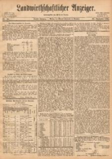Landwirthschaftlicher Anzeiger, 1864, Jg. 5, Nr. 38