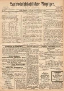 Landwirthschaftlicher Anzeiger, 1865, Jg. 6, Nr. 25