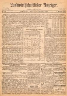 Landwirthschaftlicher Anzeiger, 1865, Jg. 6, Nr. 44