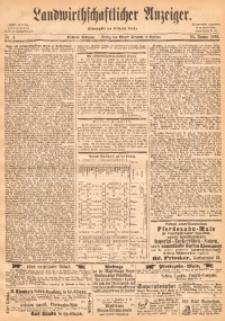 Landwirthschaftlicher Anzeiger, 1866, Jg. 7, Nr. 4