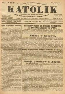 Katolik, 1926, R. 59, nr 108