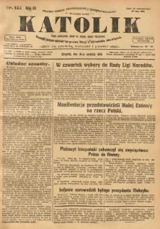 Katolik, 1926, R. 59, nr 111