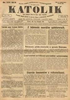 Katolik, 1926, R. 59, nr 134