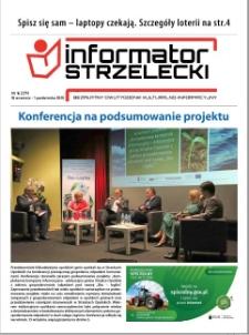Informator Strzelecki : bezpłatny dwutygodnik kulturalono-informacyjny 2020, nr 16 (279).