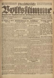 Oberschlesische Volksstimme, 1921, Jg. 47, Nr. 52