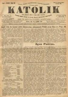 Katolik, 1926, R. 59, nr 149