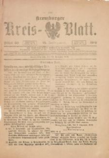 Kreuzburger Kreis-Blatt, 1919, Jg. 75, St. 50
