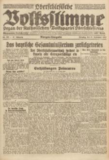 Oberschlesische Volksstimme, 1921, Jg. 47, Nr. 302
