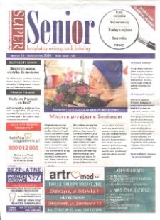 Super Senior : bezpłatny miesięcznik lokalny 2020, nr 14.