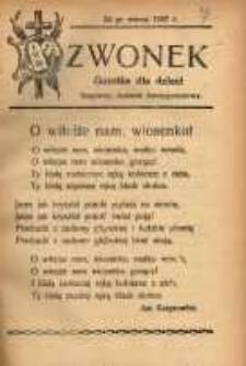 Dzwonek, 1927, [R. 25], nr 7