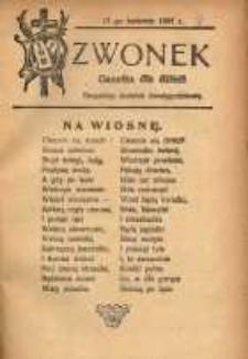 Dzwonek, 1927, [R. 25], nr 9