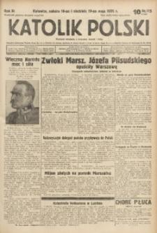 Katolik Polski, 1935, R. 11, nr 115