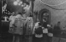 Uroczystość 40-lecia kapłaństwa i 50-lecia życia zakonnego Ojca Ansgarego Maliny
