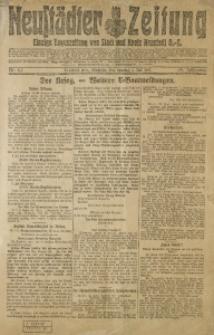 Neustädter Zeitung, 1917, Jg. 28, Nr. 147