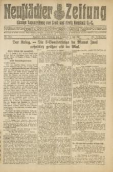 Neustädter Zeitung, 1917, Jg. 28, Nr. 152