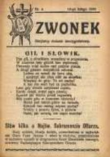 Dzwonek, 1930, [R. 28], nr 4
