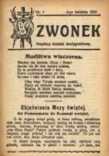 Dzwonek, 1930, [R. 28], nr 7