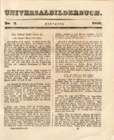 Universalbilderbuch, 1836, No. 3